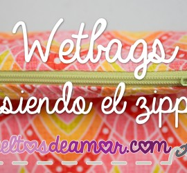 CCC Wetbag - Toallas Menstruales - Parte 2